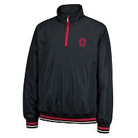 Men's Ohio State Buckeyes Game Plan Pullover Wind Jacket