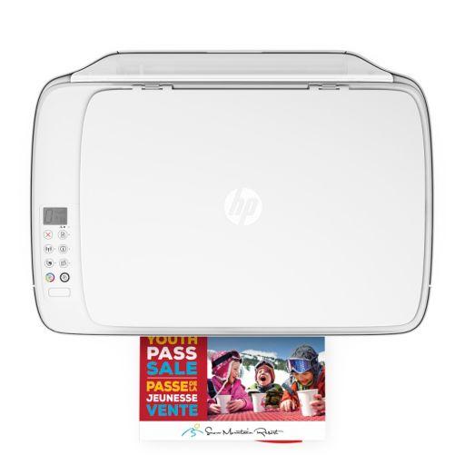 HP DeskJet 3634 All-in-One Inkjet Printer