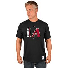 Men's Majestic Arizona Diamondbacks AC Team Icon Tee