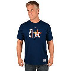 Men's Majestic Houston Astros AC Team Icon Tee