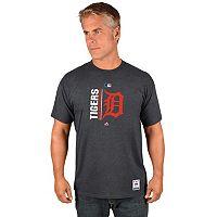 Men's Majestic Detroit Tigers AC Team Icon Tee
