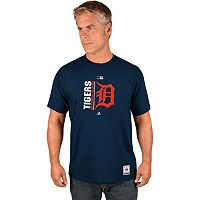 Men's Majestic Detroit Tigers AC Team Icon Tee