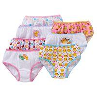 Girls 4-8 Pokémon Pikachu, Charmander & Eevee 7-pk. Bikini Panties