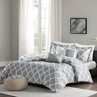 Madison Park Diablo Duvet Cover Set