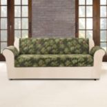 Sure Fit Flair Pinecone Sofa Slipcover