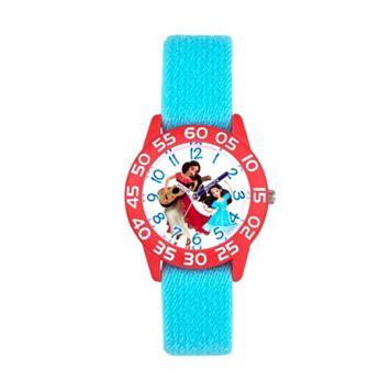 Disney's Elena of Avalor Kids' Reversible Time Teacher Watch
