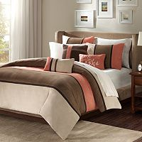 Madison Park Hanover Duvet Cover Set