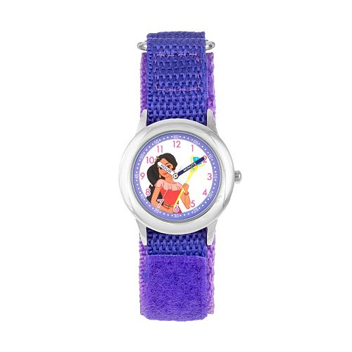 Disney's Elena of Avalor Kids' Time Teacher Watch