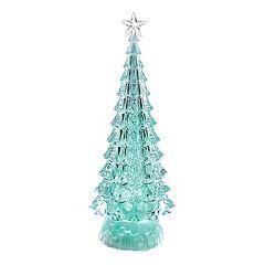 Kurt Adler Light-Up LED Christmas Tree Table Decor
