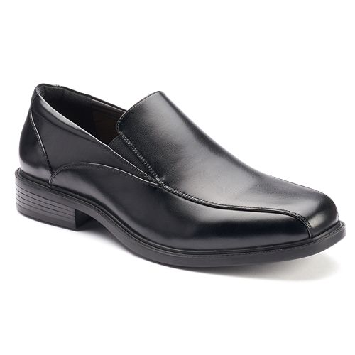 Croft & Barrow® Perry Men's Ortholite Bicycle-Toe Dress Shoes