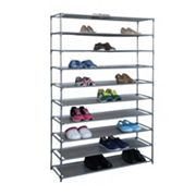 Home Basics 50-pair Non-Woven Shoe Shelf