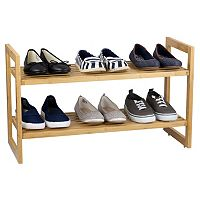 Sunbeam Bamboo Shoe Rack