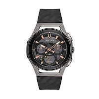 Bulova Men's CURV Titanium Chronograph Watch - 98A162