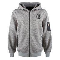 Men's Old Time Hockey Boston Bruins Stockton Hooded Sweater
