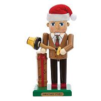 A Christmas Story Mr. Parker & Leg Lamp Nutcracker by Kurt Adler