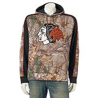 Men's Old Time Hockey Chicago Blackhawks Decoy Fleece Hoodie