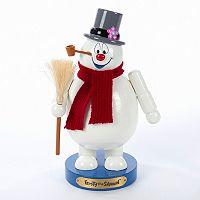 Frosty The Snowman Christmas Nutcracker by Kurt Adler