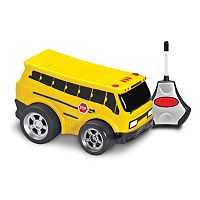 Kid Galaxy Remote Control Drivers School Bus