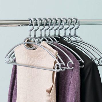 Home Basics 10-pack Plastic Hanger