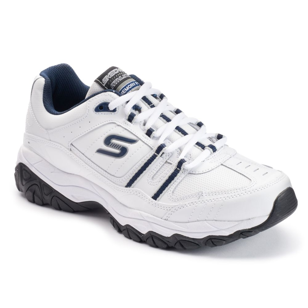 Skechers After Burn Memory Fit ... Strike On Men's Walking Shoes