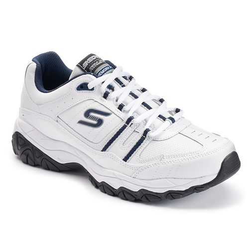 Skechers After Burn Memory Fit Strike On Men's Walking Shoes