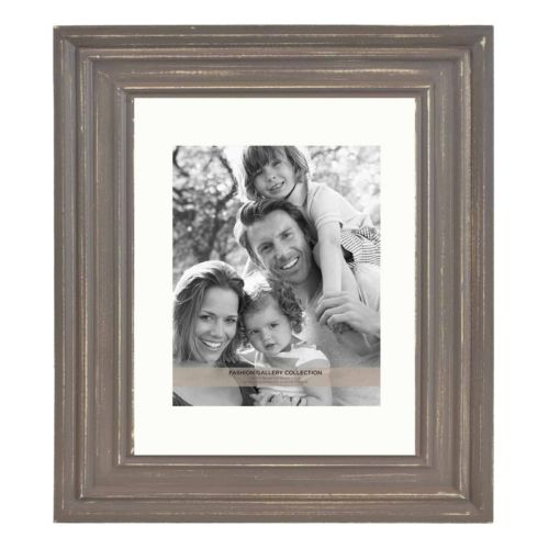"Fashion Gallery Collection Distressed 8"" x 10"" Frame"