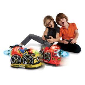 Kid Galaxy Remote Control Bumper Car set