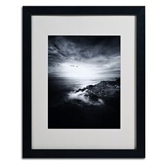 Trademark Fine Art 'Bring Me Home' Black Framed Wall Art