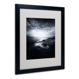 "Trademark Fine Art ""Bring Me Home"" Black Framed Wall Art"