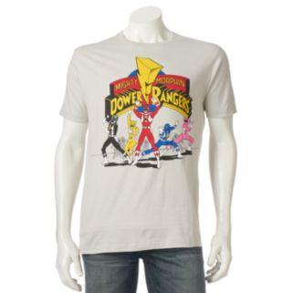 Men's Mighty Morphin Power Rangers Tee