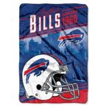 Buffalo Bills Stagger Microfleece Oversized Throw by Northwest