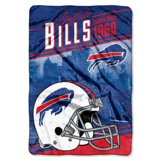 Buffalo Bills Stagger Microfleece Oversized Throw by Northwest