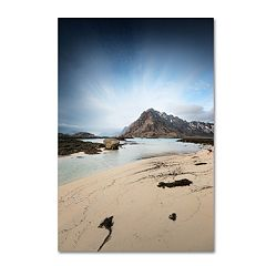 Trademark Fine Art 'The Little Things' Canvas Wall Art