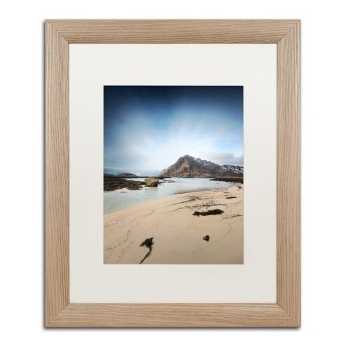 Trademark Fine Art The Little Things Framed Wall Art