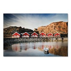 Trademark Fine Art 'The Magic Number' Canvas Wall Art