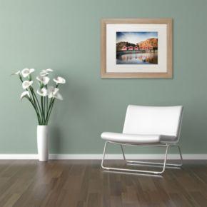 "Trademark Fine Art ""The Magic Number"" Framed Wall Art"