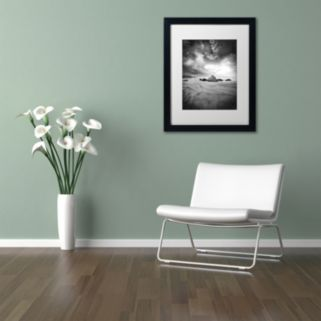Trademark Fine Art World In Change Framed Wall Art