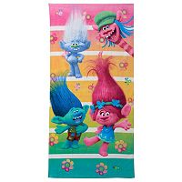 DreamWorks Trolls Great Move Beach Towel