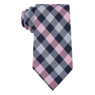 Men's Croft & Barrow® Buffalo Plaid Tie