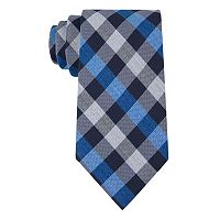 Men's Croft & Barrow® Buffalo Plaid Tie