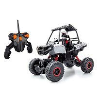 Dickie Toys Remote Control Polaris ACE Sportsman Rock Crawler Vehicle