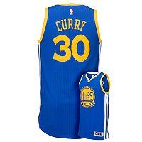 Men's adidas Golden State Warriors Stephen Curry Replica Jersey