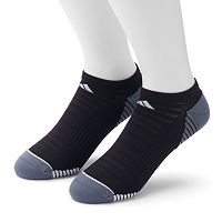 Men's adidas 2-pack Speed Mesh climalite Superlite No-Show Socks