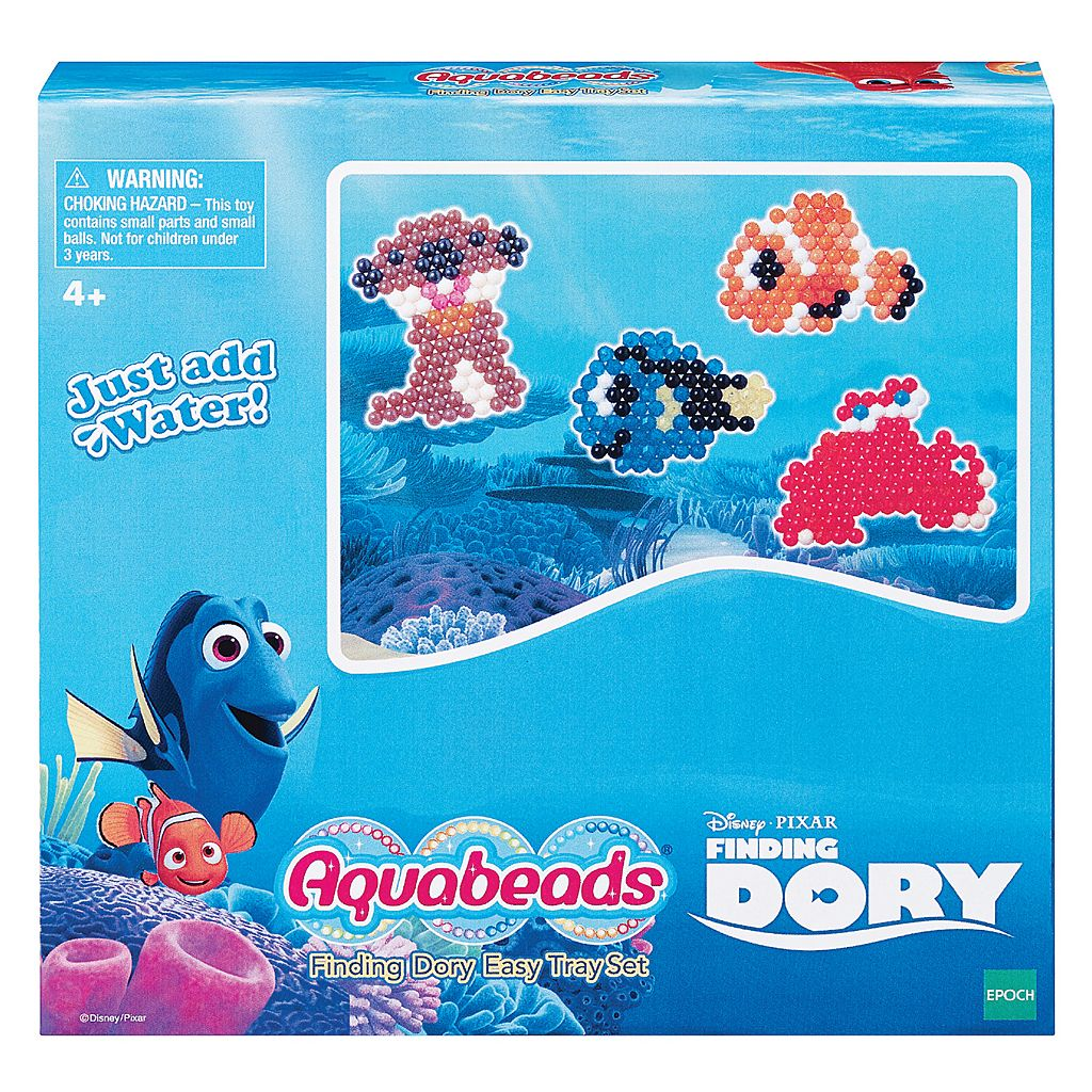 Disney / Pixar's Finding Dory Aquabeads Easy Tray Set