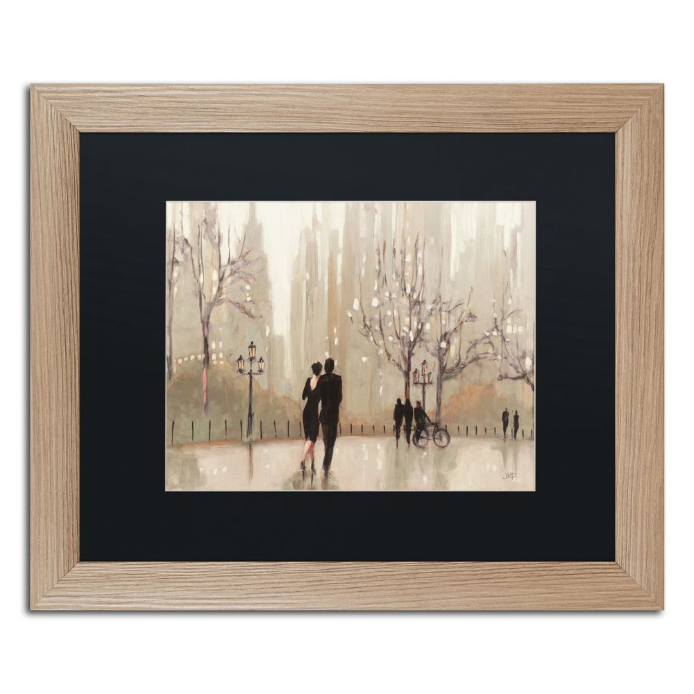 "Neutral Wall Art fine art ""an evening out neutral"" framed wall art"