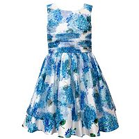 Girls 7-16 Bonnie Jean Floral Skater Dress