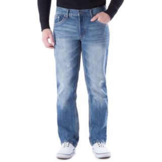 Men's Axe & Crown Stretch Slim Straight Jeans