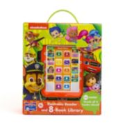 Nickelodeon Electronic Reader & 8 Book Library Set