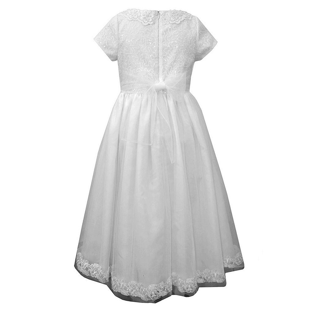 Girls 7-16 Bonnie Jean Sequin Dress