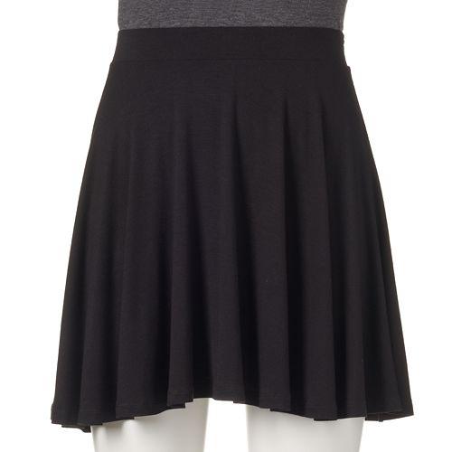 301b9489ad73 Juniors' SO® Skater Skirt